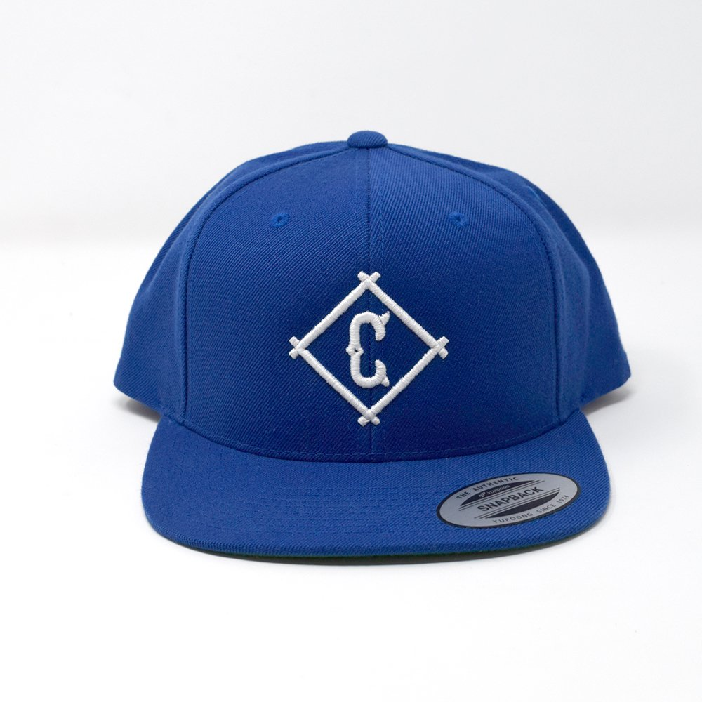 Cofax Coffee / Snap Backs, Blue