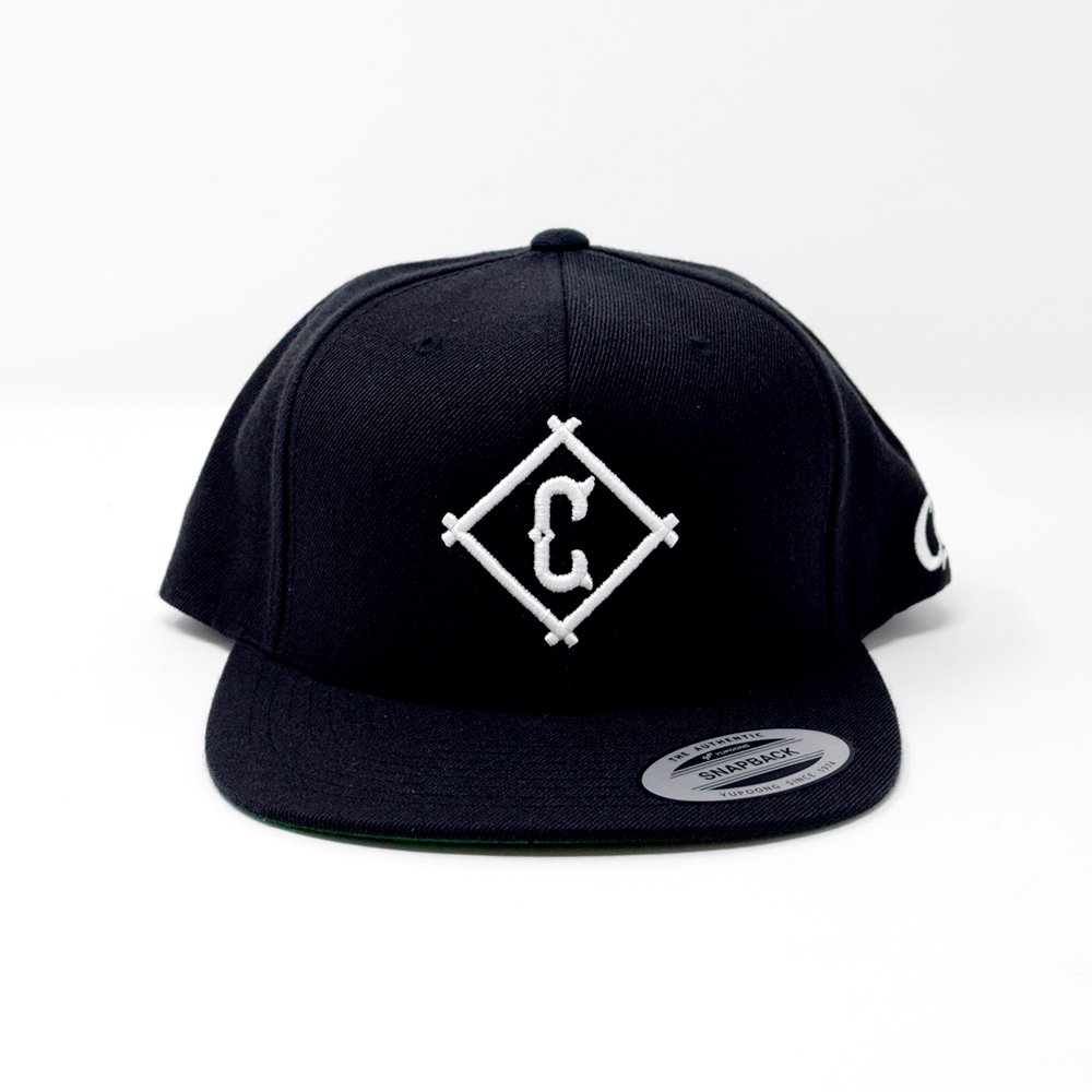 Cofax Coffee / Snap Backs, Black