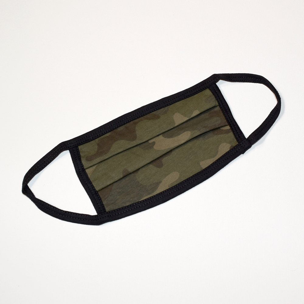 Sportsman /  Maverick Comfort Face Mask, Camo