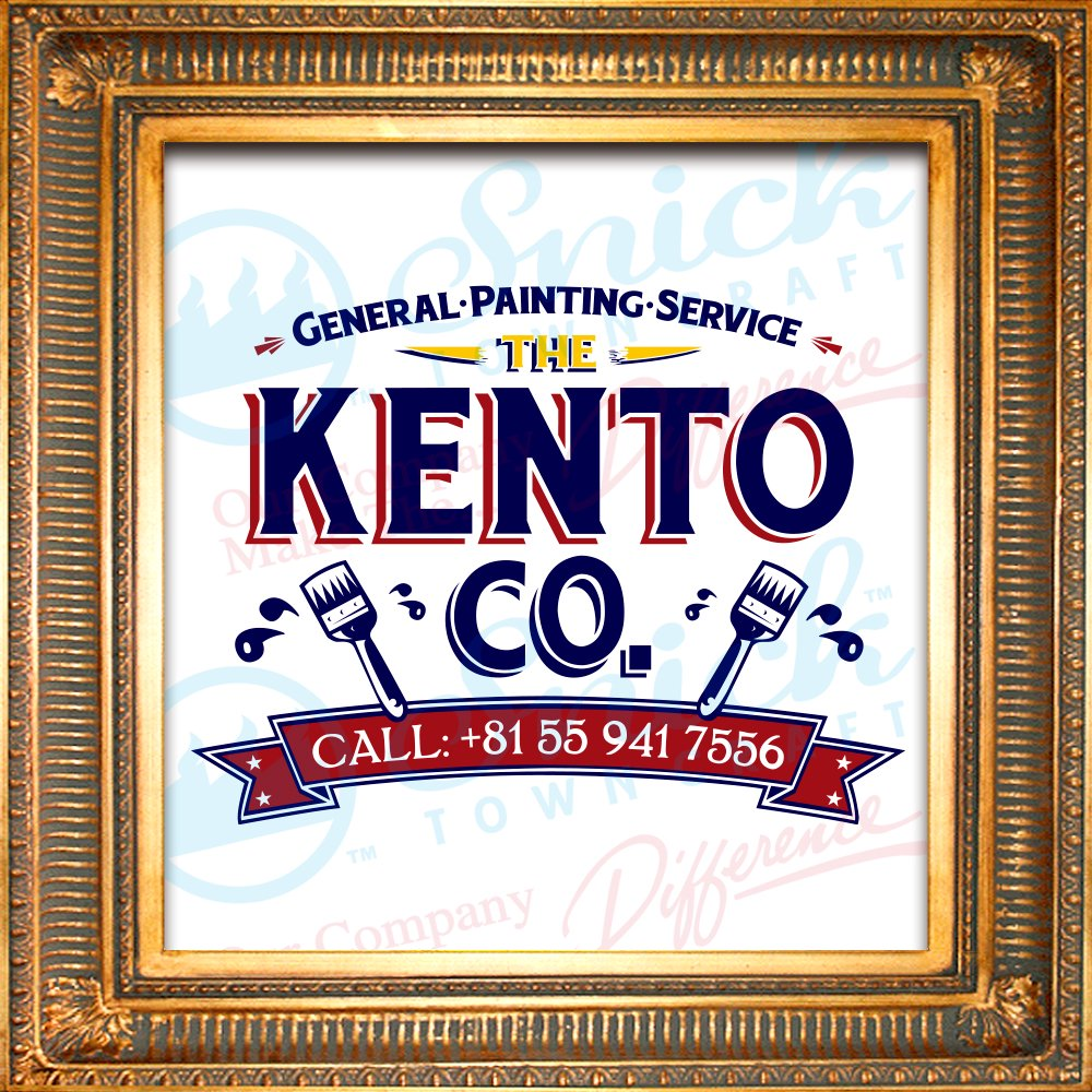 Kento Paint Shop