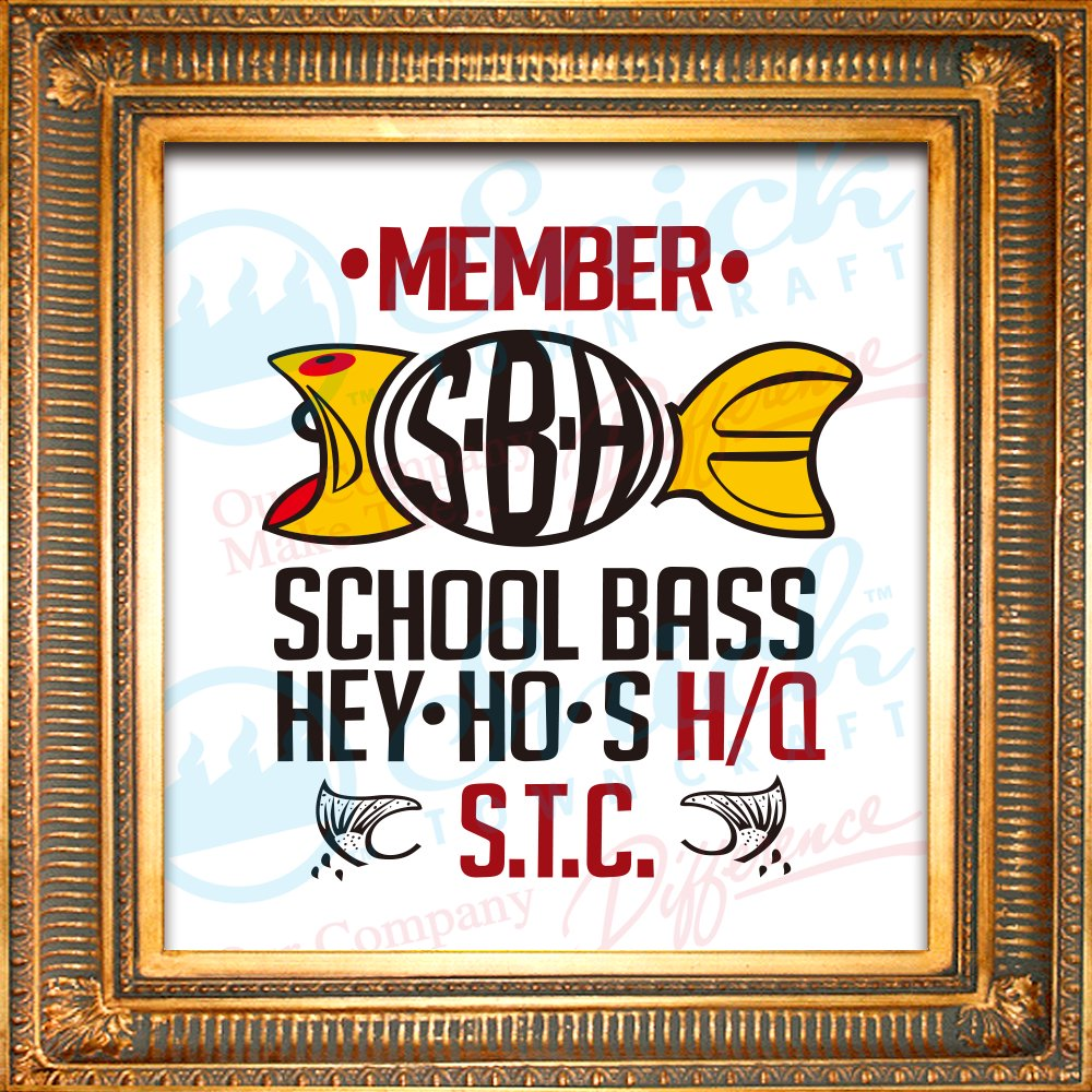 School Bass Hey Ho's Fishing Club2
