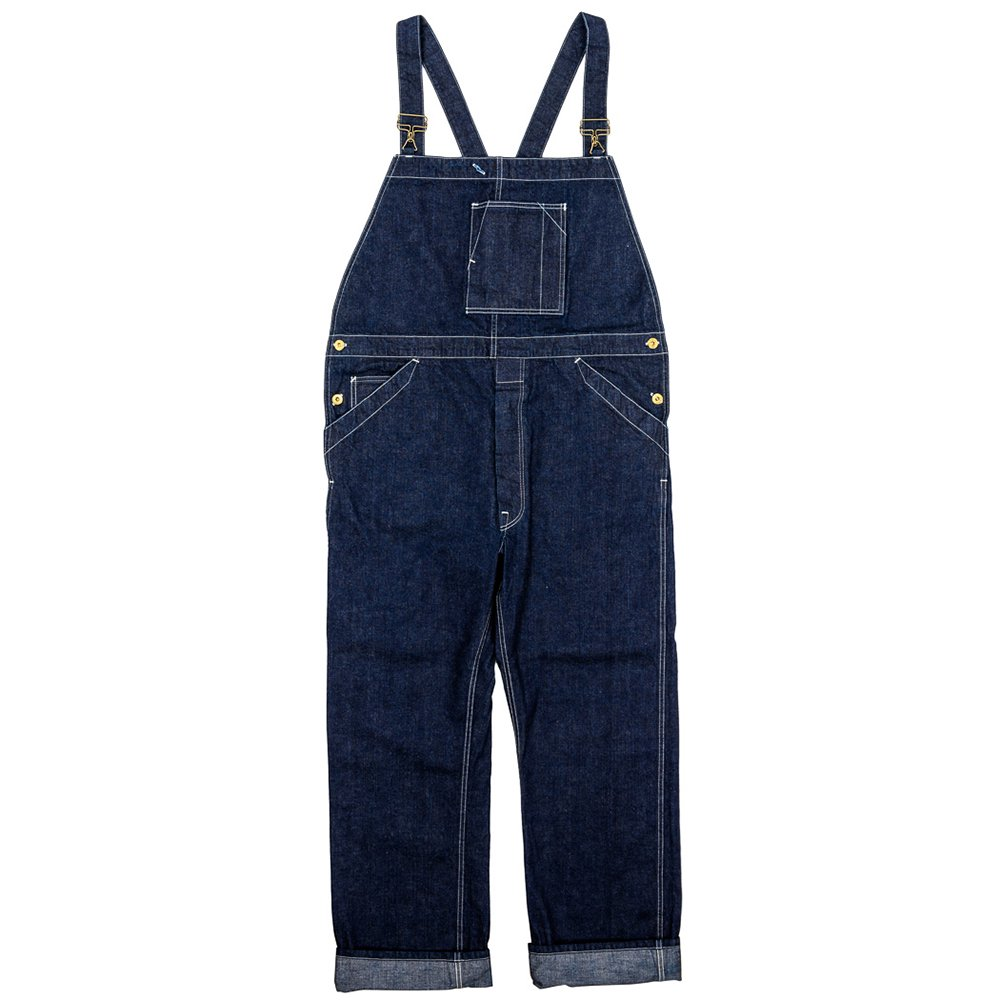 WORKERS K&TH /  Queen of the road, Overall, 10.5 oz Right Hand Denim, OW