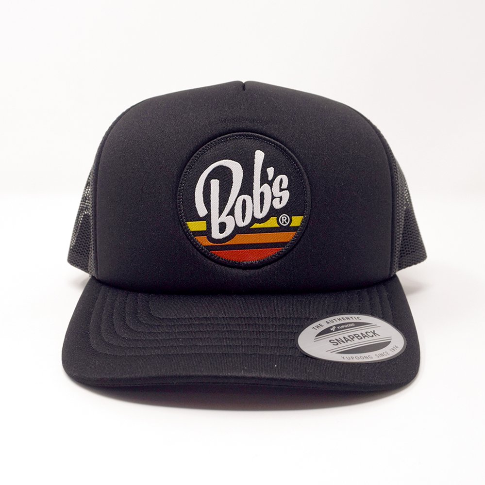 BOB'S BIG BOY / Smog Hat,BLACK