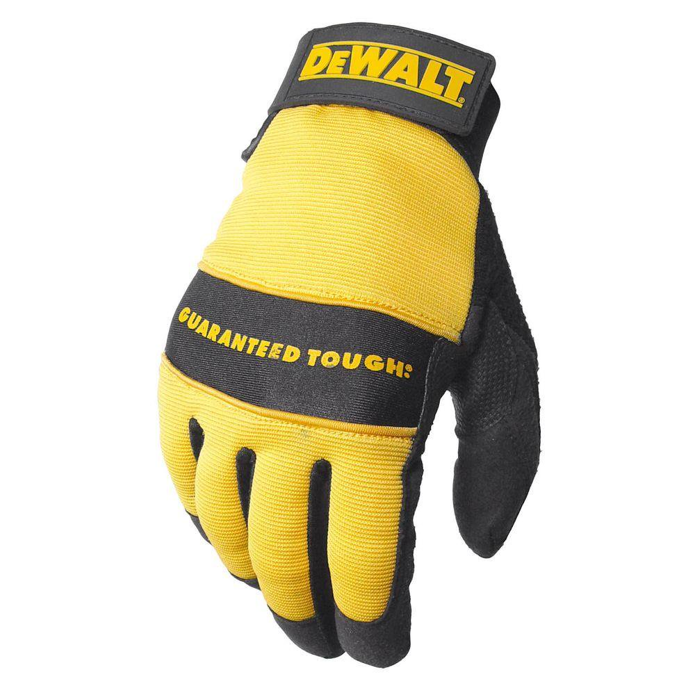 DEWALT  / All Purpose Synthetic Leather Gloves