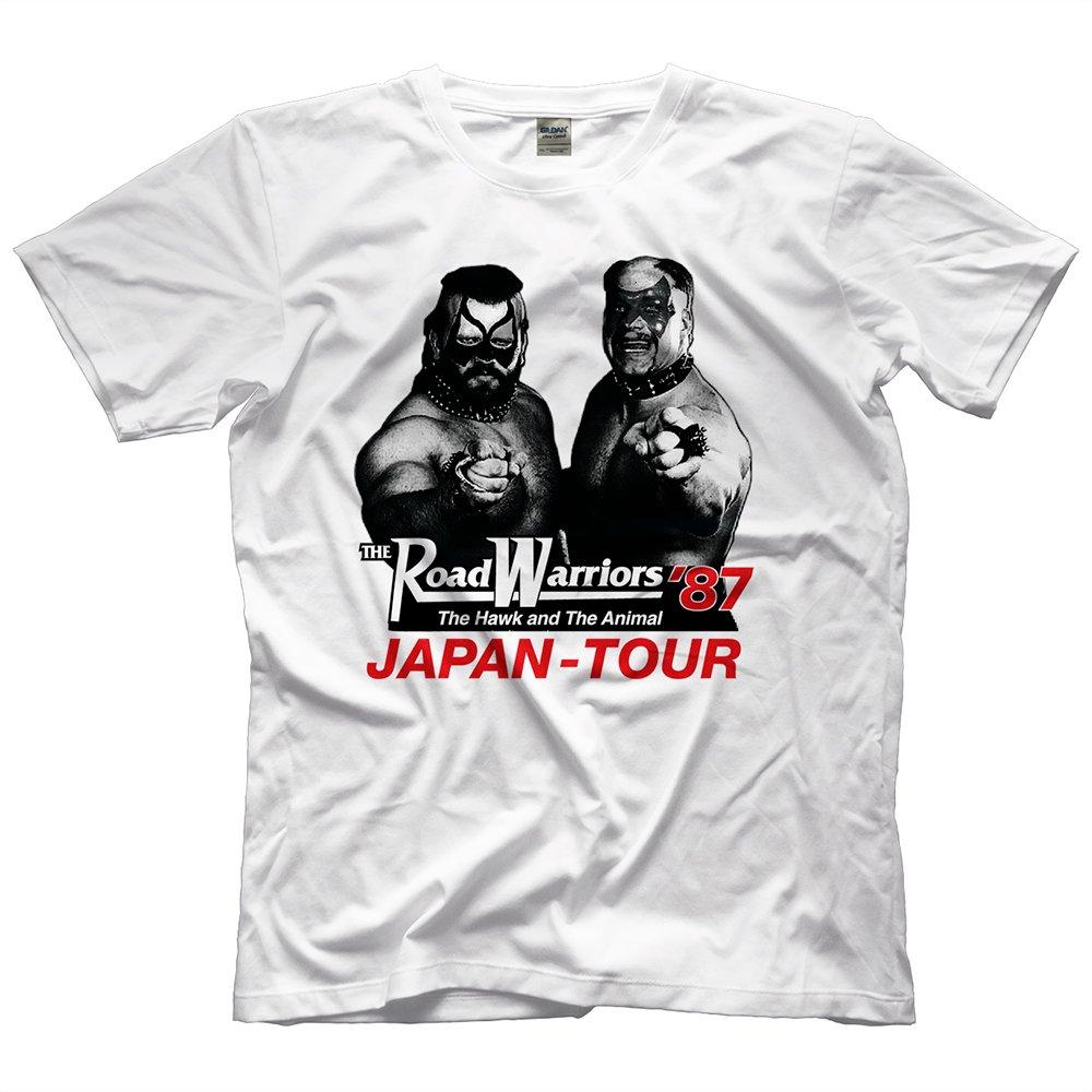Road Warriors, L.O.D. /  Road Warriors '87, WHITE