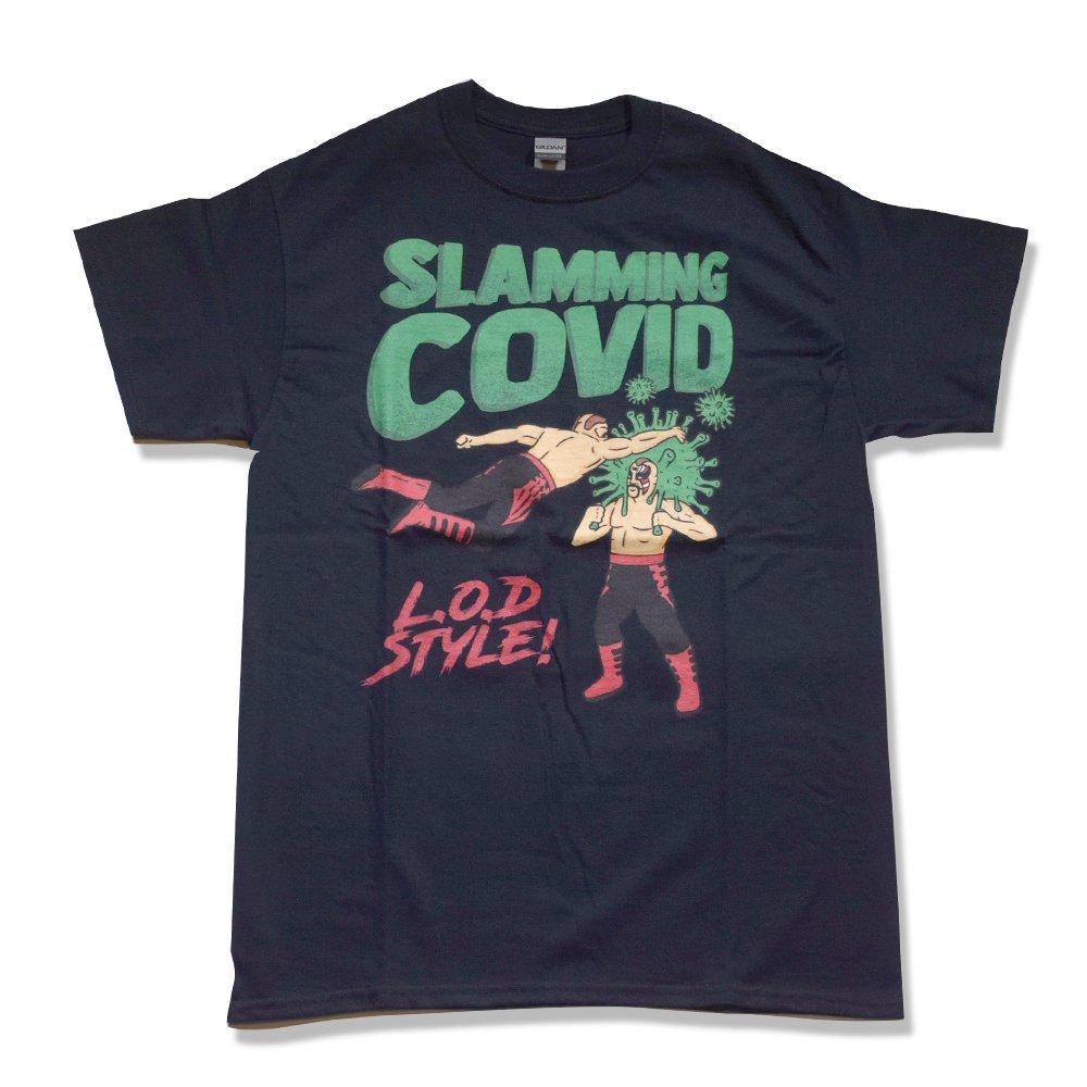 Road Warriors, L.O.D. /  Slamming COVID, BLACK