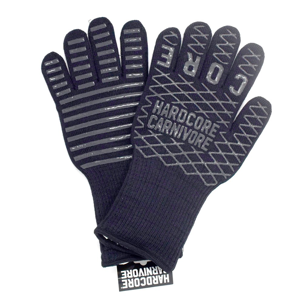 HARD CORE CARNIVORE / Hardcore Carnivore High Heat Gloves, BLACK