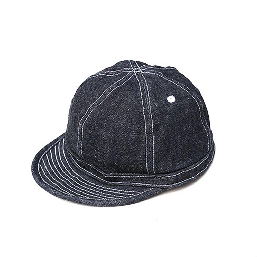 TROPHY CLOTHING / DIRT DENIM PRISONER CAP ダートデニム プリズナーキャップ
