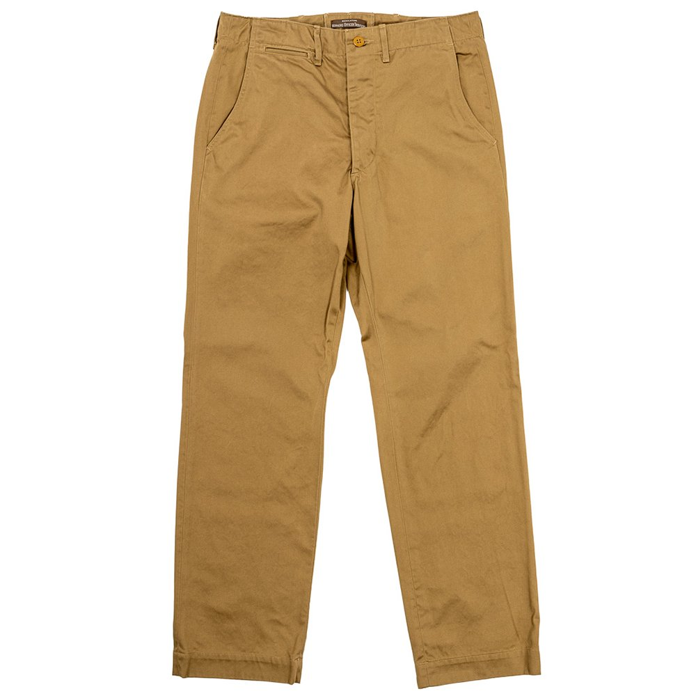 WORKERS K&TH /  Officer Trousers, Standard, Type 1, USMC Khaki