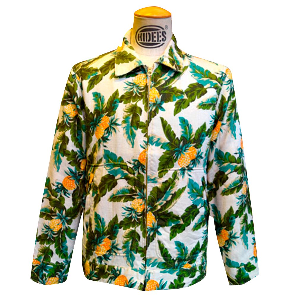 ANDFAMILY'S/ Hawaiian Drizzler Jacket