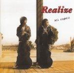 アルバム【Realize】