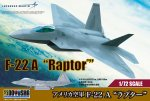 """1/72 スケールアメリカ空軍 F-22A""""ラプター"""""""