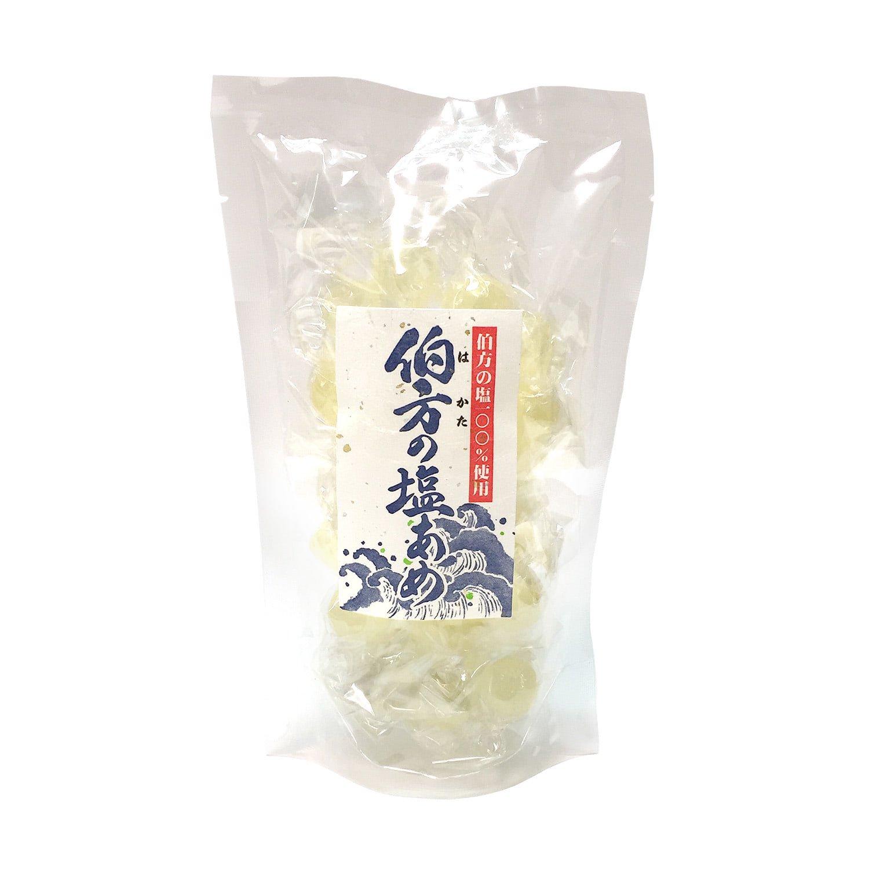 伯方の塩あめ 130g / 伯方の塩使用、瀬戸内生まれのまろやかな味わい