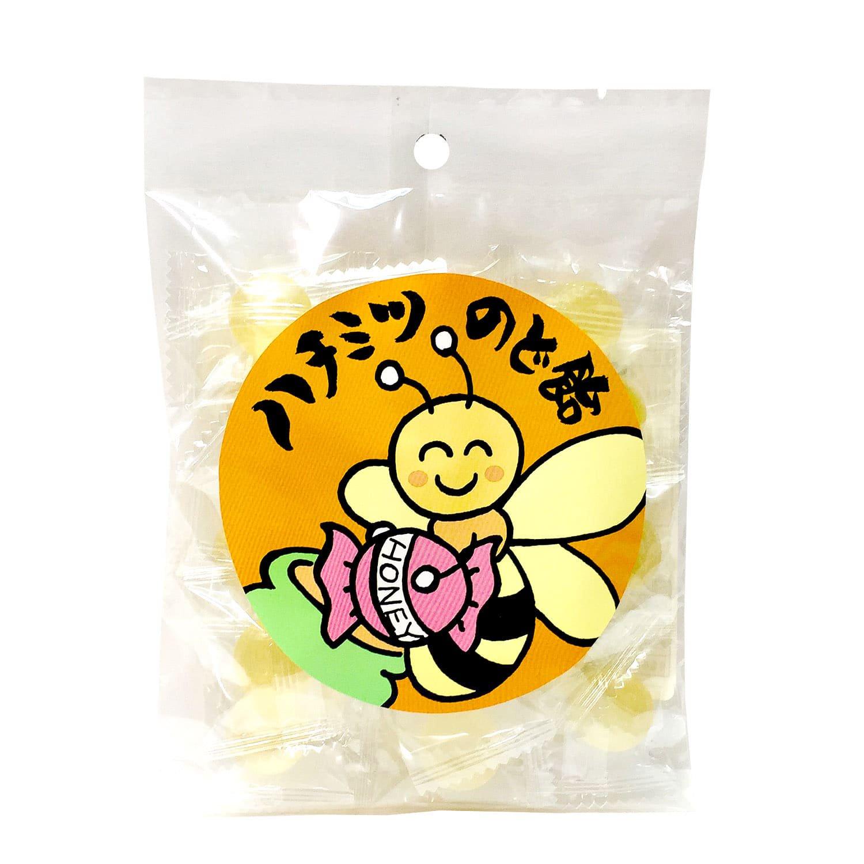 ハチミツのど飴80g / 広島県神石高原町産のハチミツを使用 人工甘味料不使用