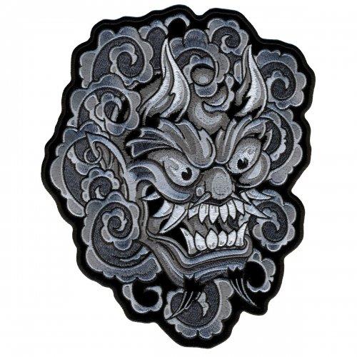 日本未発売!セール価格!モンスター 怪物 ワッペンサイズ小・肩、胸用 バイ