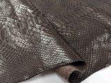 ソフトパイソン(バックカット) 焦茶 約300cm(価格固定) 0.5mm前後