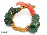 クリスマスリースキット 緑