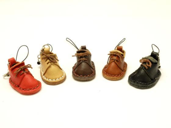 【完成品】ピッコロシリーズ スニーカーストラップ 全5色 3.8×2.2cm 1ヶ