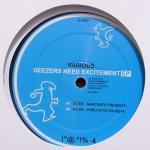 "VARIOUS ARTIST / GEEZRERS NEED EXCITEMENT (!""@.*!%)  SLOVAKIA12inch"