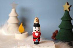 Ω社/Mery Christmas mini -くるみ割り人形とリス