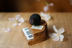 【受注制作】Ω社/ピアノ日和