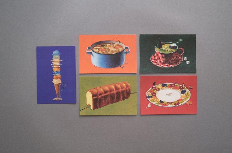 Wonder Restaurant cardset [嶽まいこ]