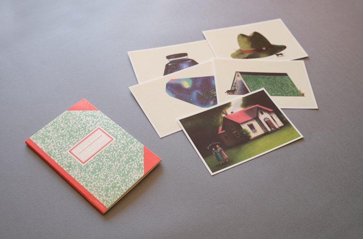 Bouba & Kiki's Collection cardset [嶽まいこ]