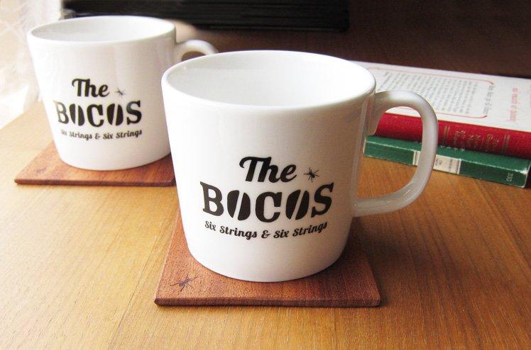 The BOCOS オリジナルGoods「オリジナルマグカップ」