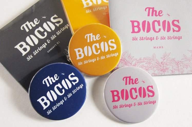 The BOCOS 缶バッチL
