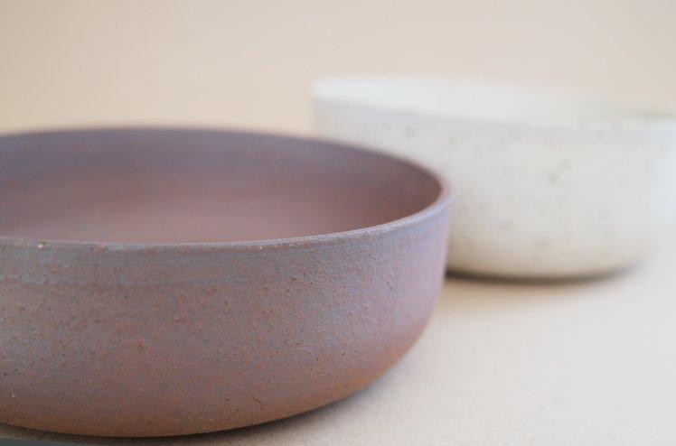 AKATSUCHI BOWL [明山窯]