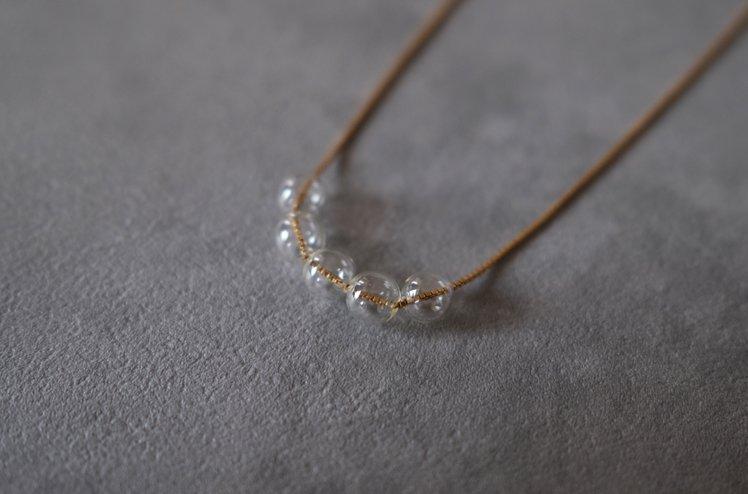 sunshine necklace 18 [umloo]