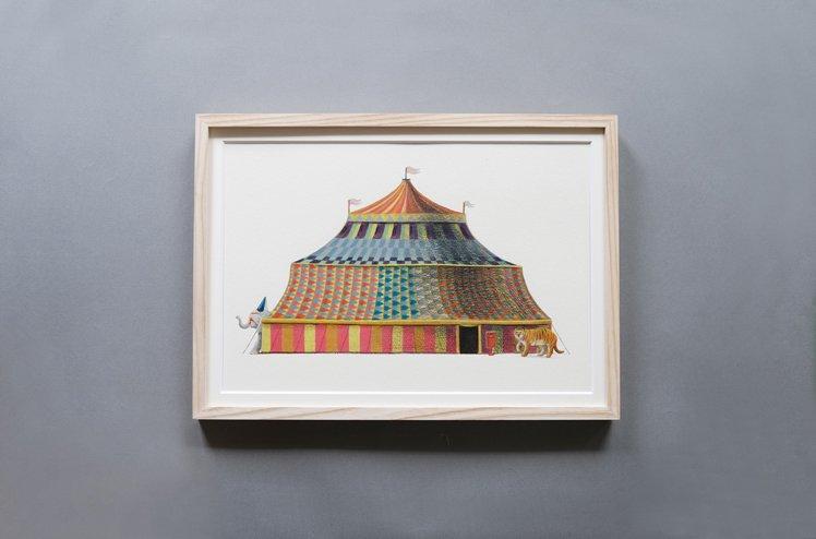 The DREAM HOUSE #サーカスの家 [嶽まいこ]
