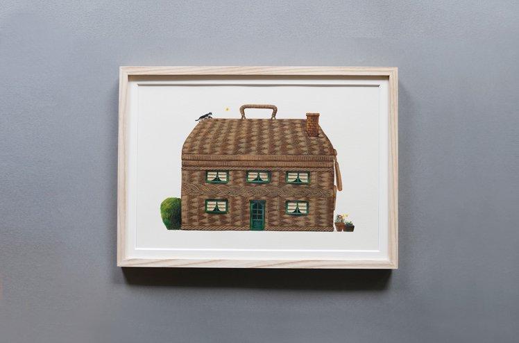 The DREAM HOUSE #バスケットの家 [嶽まいこ]