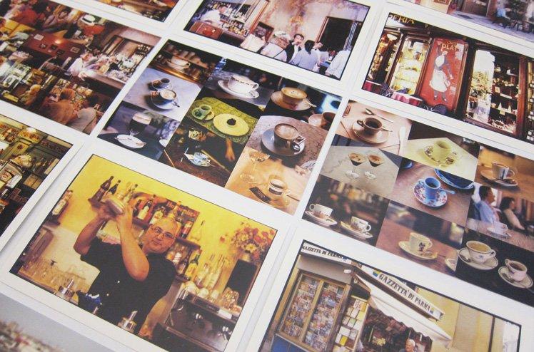 『 8 espressos a day 』travel notes [本城直季]
