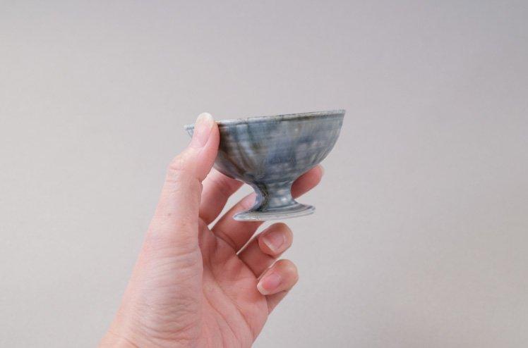 陶器・馬上杯[庄司千晶]