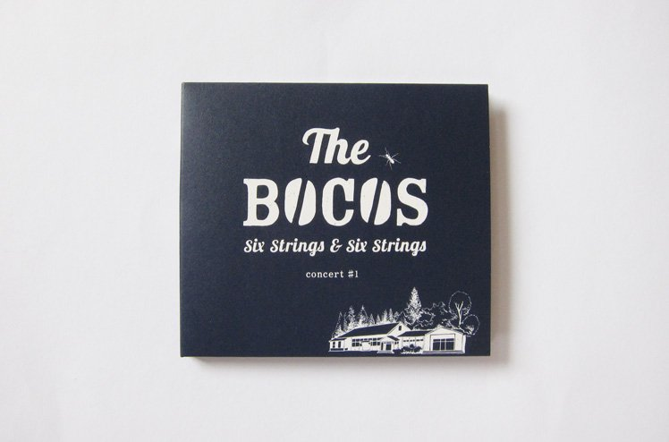 CD : concert #1 [THE BOCOS]