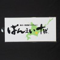 ロゴステッカー(大)【レターパック対応】
