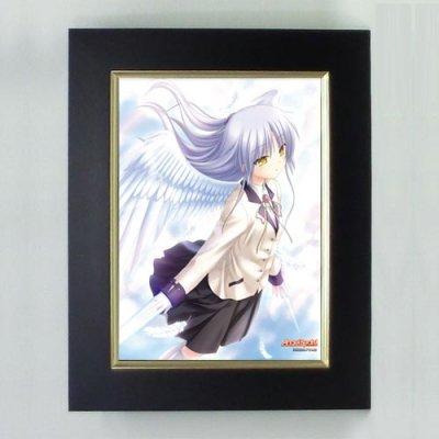 Angel Beats!<br>かなで 天使降臨  AB46<br>キャンバスアート・額装