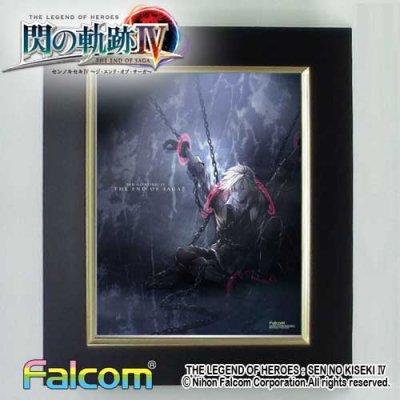 英雄伝説 閃の軌跡IV <br>-THE END OF SAGA-<br>鬼哭<br>キャンバスアート・額装