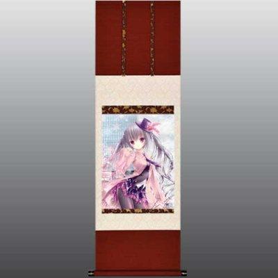 てぃんくる先生<br>「アニコミ2011冬」<br>美人画掛軸