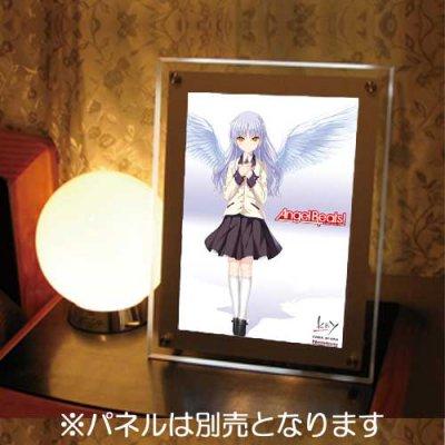 key20th Angel Beats!-かなで<br>ピカットパネル用A4イラストフィルム