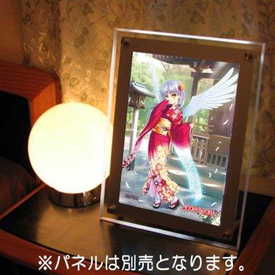 Angel Beats!<br>天使〜振袖〜<br>A4イラストフィルム