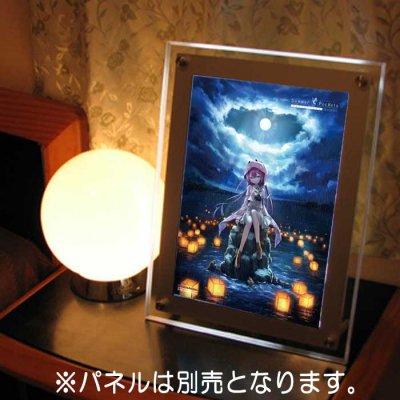 Summer Pockets REFLECTION BLUE<br>神山識<br>A4イラストフィルム