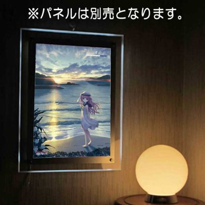 Summer Pockets REFLECTION BLUE<br>加藤うみ<br>A3イラストフィルム
