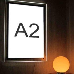 LEDバックライトアクリルパネル<br>A2サイズ
