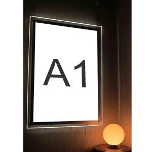 LEDバックライトアクリルパネル<br>A1サイズ
