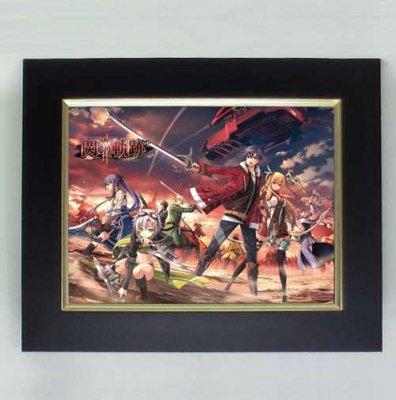 英雄伝説 閃の軌跡II <br>VII組、集結<br>F6キャンバスアート・額装