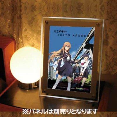 東亰ザナドゥ<br>Morimiya Station アスカ<br>A4イラストフィルム