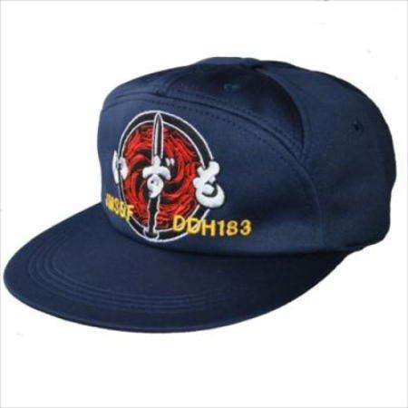 自衛隊帽子 護衛艦いずも帽子 一般用
