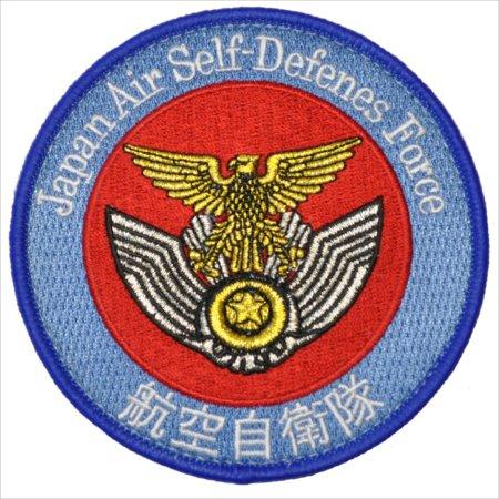 航空自衛隊シンボルマークパッチ